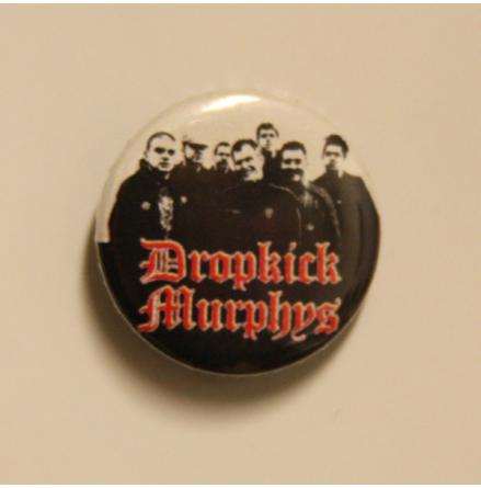 Badge - Dropkick Murphys