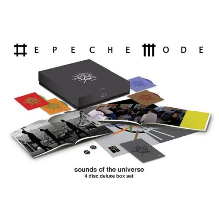 CD Box-Depeche Mode