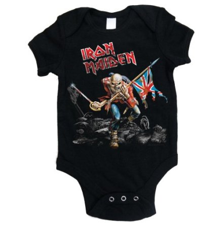 Babybody - Iron Maiden - Trooper