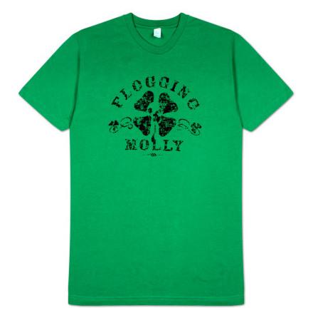 T-Shirt - Dist. Shamrock