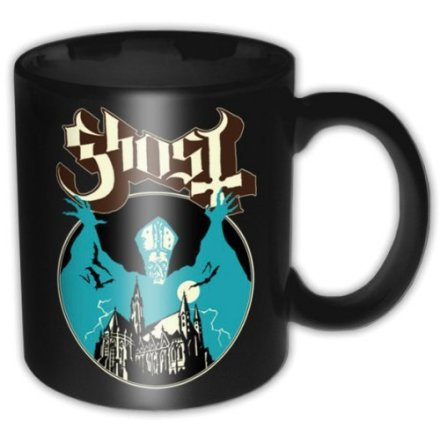 Mugg - Ghost - Opus