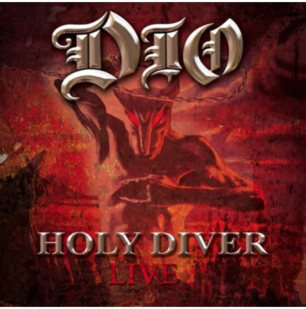 CD - Holy Diver Live