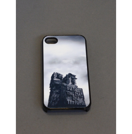 iPhone Cover 4/4S - Bombus - Svart