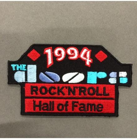 The Doors - Rock N Roll Hall of Fame - Tygmärke