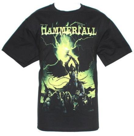 T-Shirt - Scandinavian Outbreak Tour