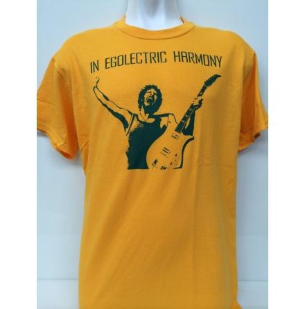 T-Shirt - Gul - In Egolectric ..