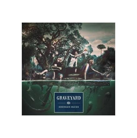 CD - Graveyard - Hisingen Blues