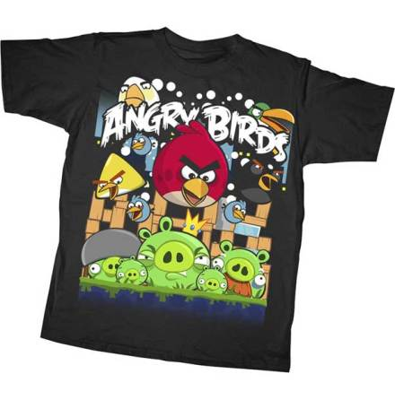 Barn T-Shirt - Angriest Attack