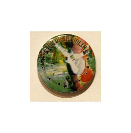 Mars Volta - Scab - Badge