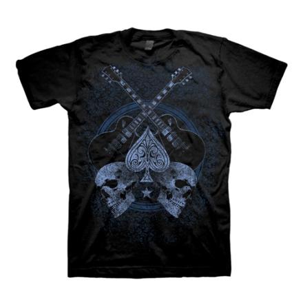 T-Shirt - Spade Guitars