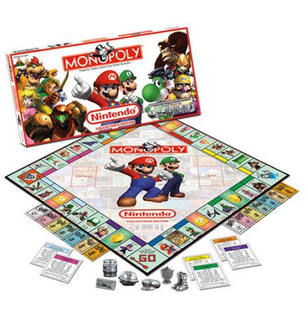 Monopoly - Nintendo Collectors ED