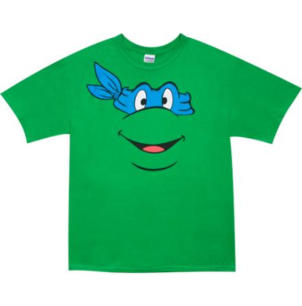 T-Shirt - Big Face Leonard