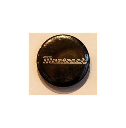 Mustasch - Logo - Badge