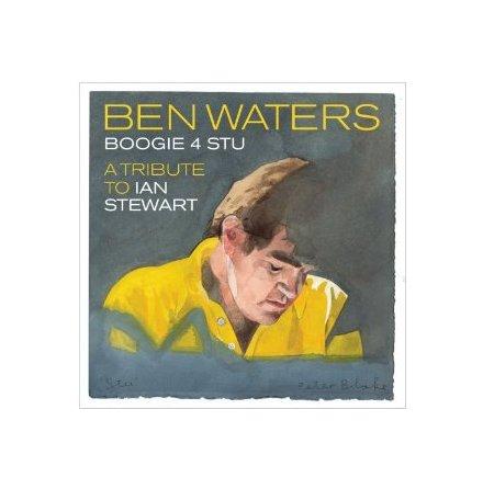 Waters Ben -  Ian Stewart Tribute Boggie 4 Stu - CD
