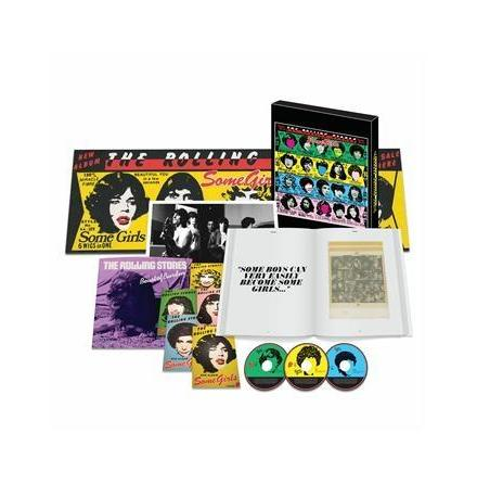 Some Girls - Super Deluxe Box Set