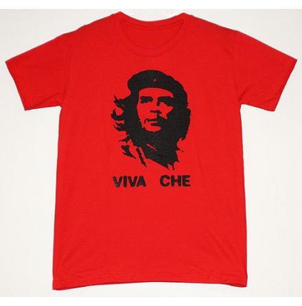 T-Shirt - Viva Che - Röd