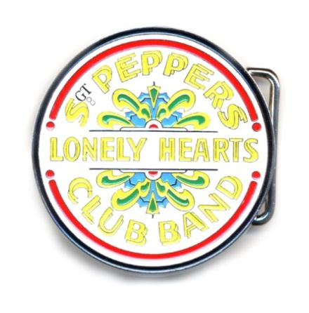 Beatles - Sgt Pepper - Belt Buckle
