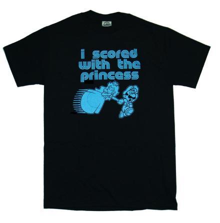 T-Shirt - I Scored