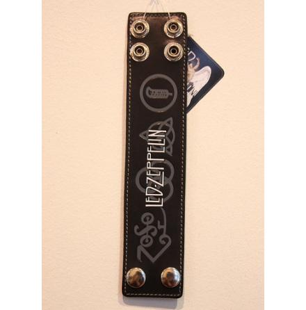 Led Zeppelin - Black - Armband