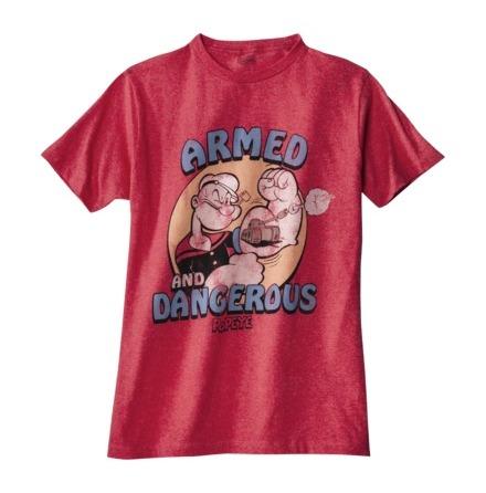 T-Shirt - Armed