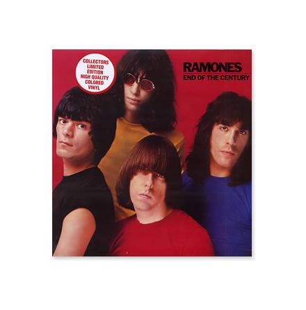 LP - Ramones - End Of The Century