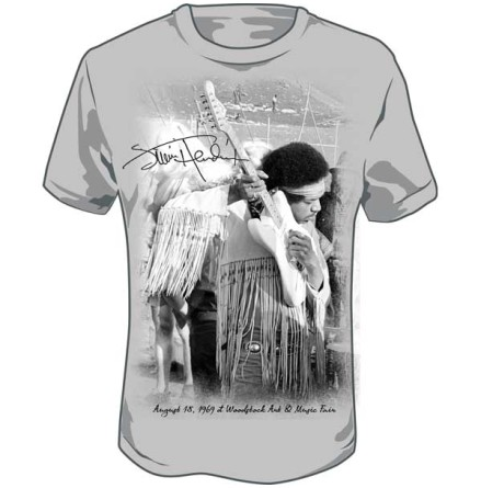 T-Shirt - Woodstock Art