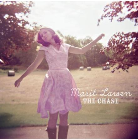 CD - Larsen Marit - The Chase