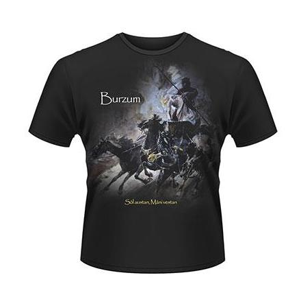 T-Shirt - Sol Austan,Mani Vestan