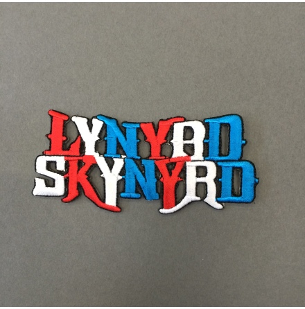 Lynyrd Skynyrd - Logo - Tygmärke