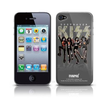 Kiss - IPhone Cover 4/4s