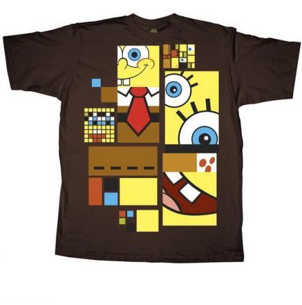 T-Shirt - Abstract Bob