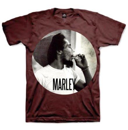 T-Shirt - Smokin Circle