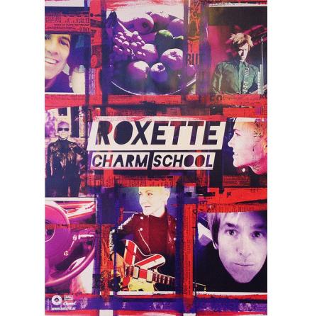 Roxette - Charm School - Poster