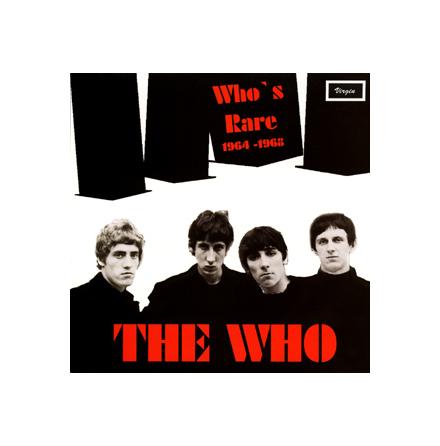 LP - The Who - Who´s Rare 1964 - 1968
