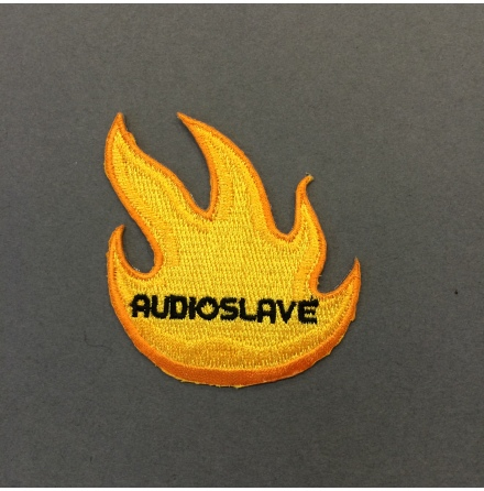 Audioslave - Flame - Tygmärke