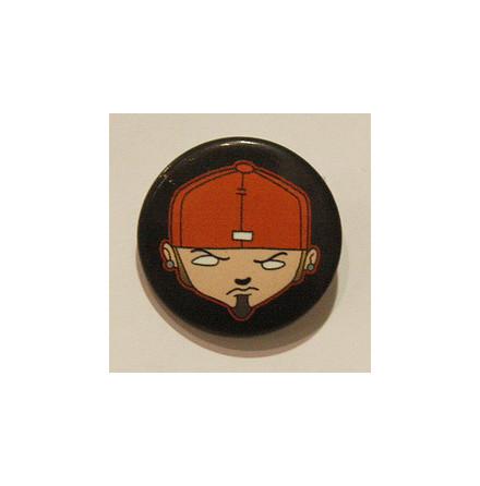 Limp Bizkit - Cartoon - Badge