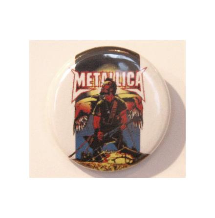 Metallica - St James - Badge