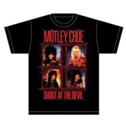 T-Shirt - Shout At The Devil