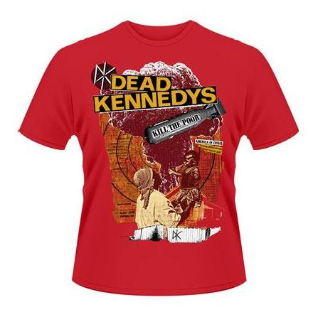 T-Shirt - Kill The Poor