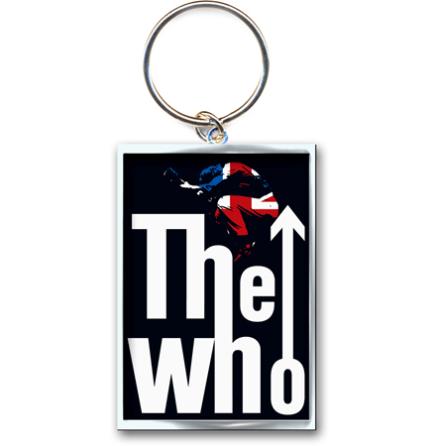 The Who - Hopp - Nyckelring