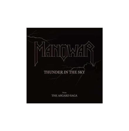 CD - Manowar - Thunder In The Sky 2cd