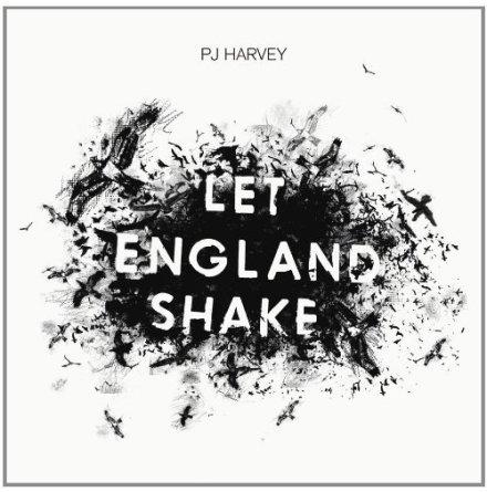 CD - PJ Harvey - Let England Shake