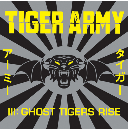 LP - Tiger Army III: Ghost Tigers Rise