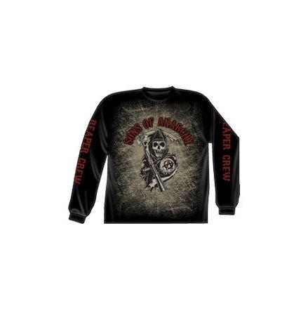 T-Shirt Long Sleeve - Reaper Crew