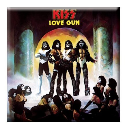 Magnet - Kiss - Love Gun