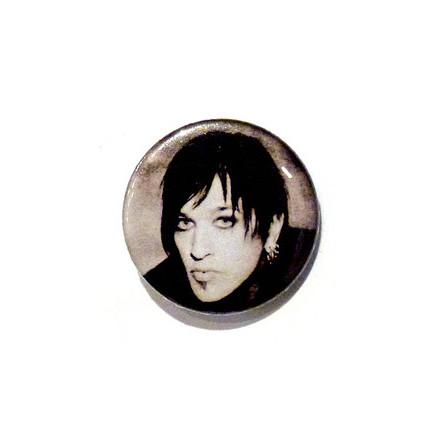 Hardcore Superstar - Silver - Badge