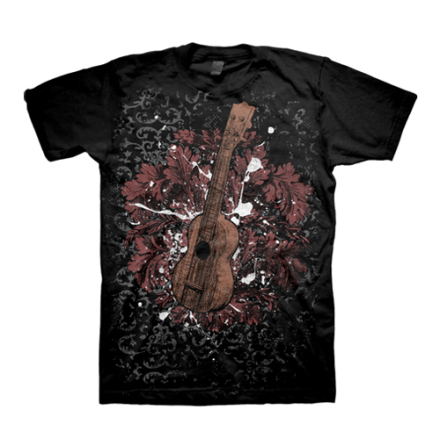 T-Shirt - Ukulele