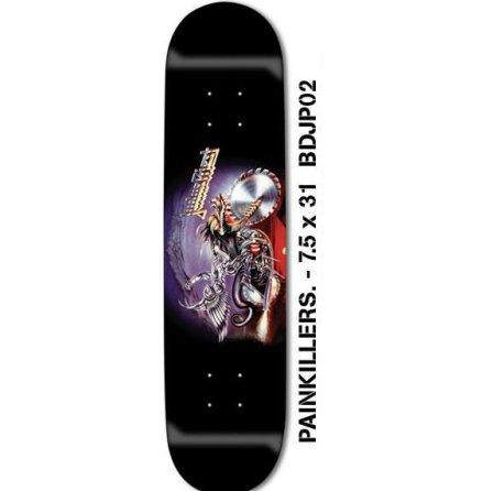 Judas Priest - Painkiller - Skateboard