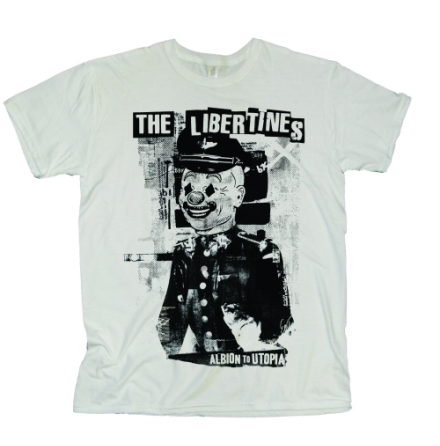 T-Shirt - Albio To Utopia