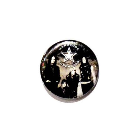 Hardcore Superstar - No Regrets - Badge